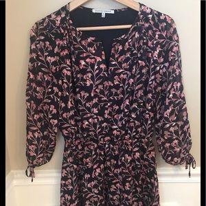 Stitch fix Floral Dress Medium Feminine!
